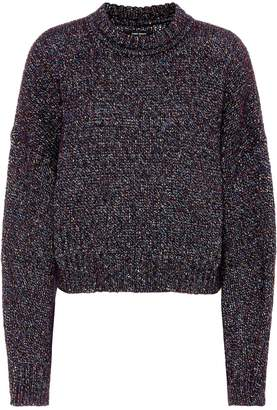 Isabel Marant Arty metallic sweater