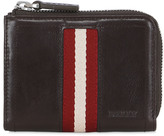 Bally Tekar Leather Coin Purse