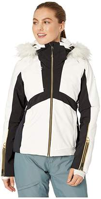Obermeyer Malaki Jacket w/ Faux Fur