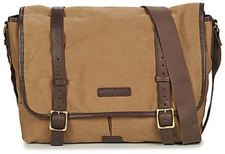 Arthur   Aston Arthur Aston 2025-03-F men's Messenger bag in Beige
