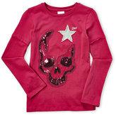 Diesel Girls 4-6x) Embellished Skull & Star Top