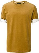 3.1 Phillip Lim Double-sleeve T-Shirt - men - Cotton/Polyester - S