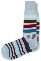 Paul Smith Joni Striped Socks