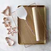Williams-Sonoma Williams Sonoma Holiday Copper Goldtouch® Cookie Kit