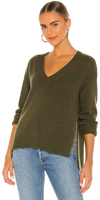 Lovers + Friends David V Neck Sweater