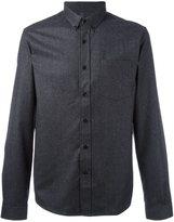 Ami Alexandre Mattiussi button down collar shirt
