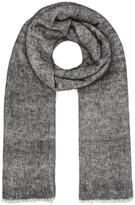 Denis Colomb Dolpo Solid Cashmere Blend Scarf