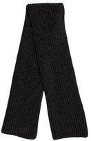 Loro Piana Rib Knit Cashmere Scarf w/ Tags