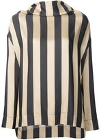 Vivienne Westwood striped blouse