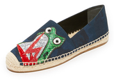 Marc Jacobs Sienna Frog Flat Espadrilles