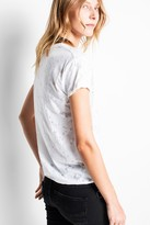 Zadig & Voltaire Wass Burn All Over T-Shirt