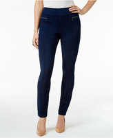 Style&Co. Style & Co Comfort-Waist Skinny Pants, Only at Macy's