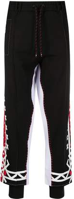 Puma X Jahnkoy track pants