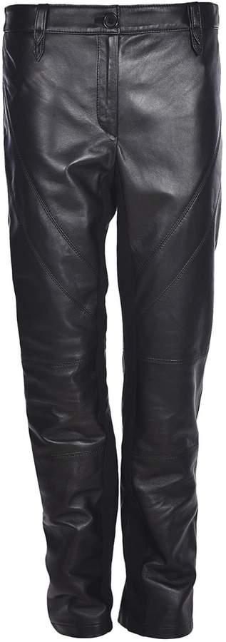 Alberta Ferretti Slim Fit Trousers