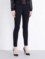 Hudson Nico super-skinny mid-rise jeans