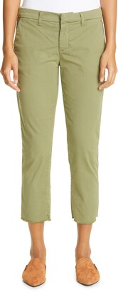 Frank And Eileen Wicklow the Italian Crop Chinos