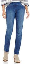 Westbound Petites the PARK AVE fit Slim Leg Pants