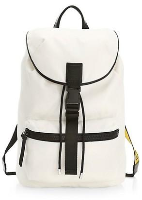 Givenchy Light Logo Webbing Backpack