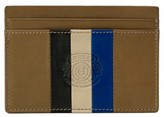 Ghurka Men's Leather Card Case - Beige