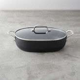 Williams-Sonoma Williams Sonoma Professional Nonstick Oval Braiser
