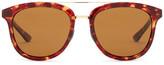Smith Optics Women&s Clayton Polarized Aviator Sunglasses