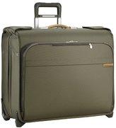 Briggs & Riley Baseline Deluxe Wheeled Garment Bag, 61cm, 82.2 liters