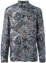 Versace constellations pattern shirt