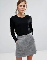 Vero Moda Sand Long Sleeve T-shirt
