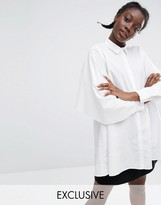 Monki Oversized Shirt