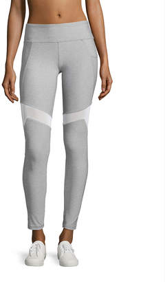 Gottex X By Triangle Mesh Insert With Reflective Legging