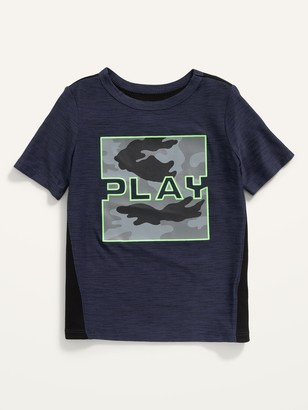Old Navy Moisture-Wicking Graphic Tee for Toddler Boys