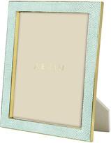 "AERIN Seafoam Shagreen Frame - 8x10"""