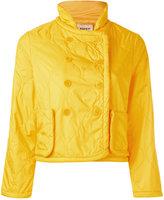Aspesi padded cropped jacket - women - Polyester - XS