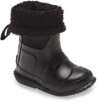 Hunter Original Fleece Lined Boot