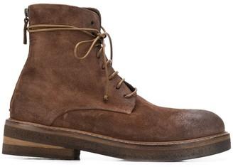 Marsèll military boots