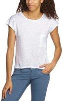 Object Women Crew Neck 1/2 Sleeve T-Shirt - -