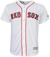 Majestic Boys' Boston Red Sox Replica Jersey