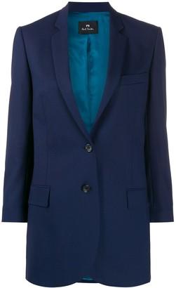 Paul Smith Oversized-Fit Blazer