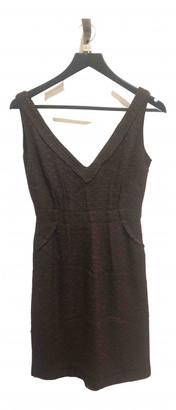 Prada Brown Wool Dresses