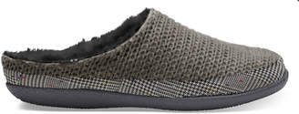 Toms Womens Iron Sweater Knit Ivy Slip Shoes - US 6