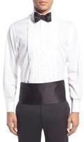 David Donahue Men's Cummerbund & Self-Tied Bow Tie Set