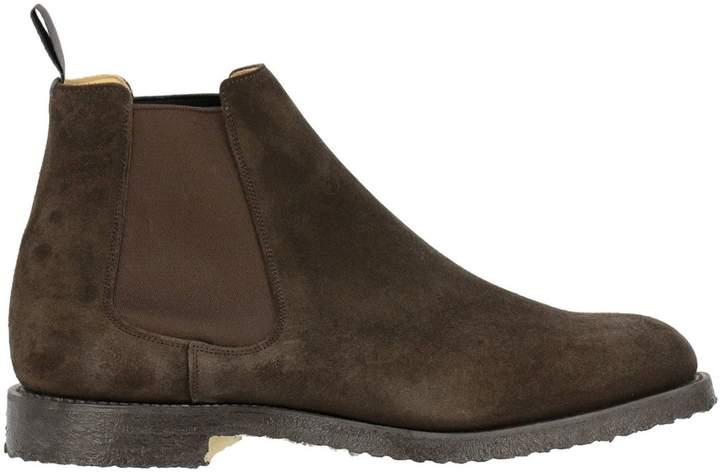 Church's Chukka Boots Shoes Men