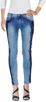 Frankie Morello Denim pants - Item 42595914