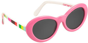 Carter's Striped Cat-Eye Sunglasses