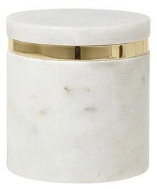 Broste Copenhagen - Marble Jar W Lid - 16 X 10