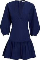 Derek Lam 10 Crosby Talia Twisted Mini Dress