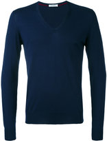 Paolo Pecora lightweight sweatshirt - men - Silk/Cotton - S
