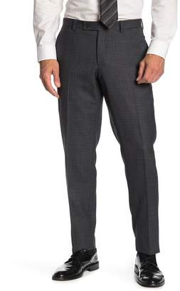 Ted Baker Grey Wool Modern Fit Suit Separates Trousers