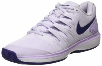 Nike Prestige Cly Womens Tennis Shoes Purple (Barely Grape/Regency Purple-Vi 503) 6 UK (40 EU)