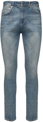Flaneur Homme Skinny Essential Washed Denim Jeans